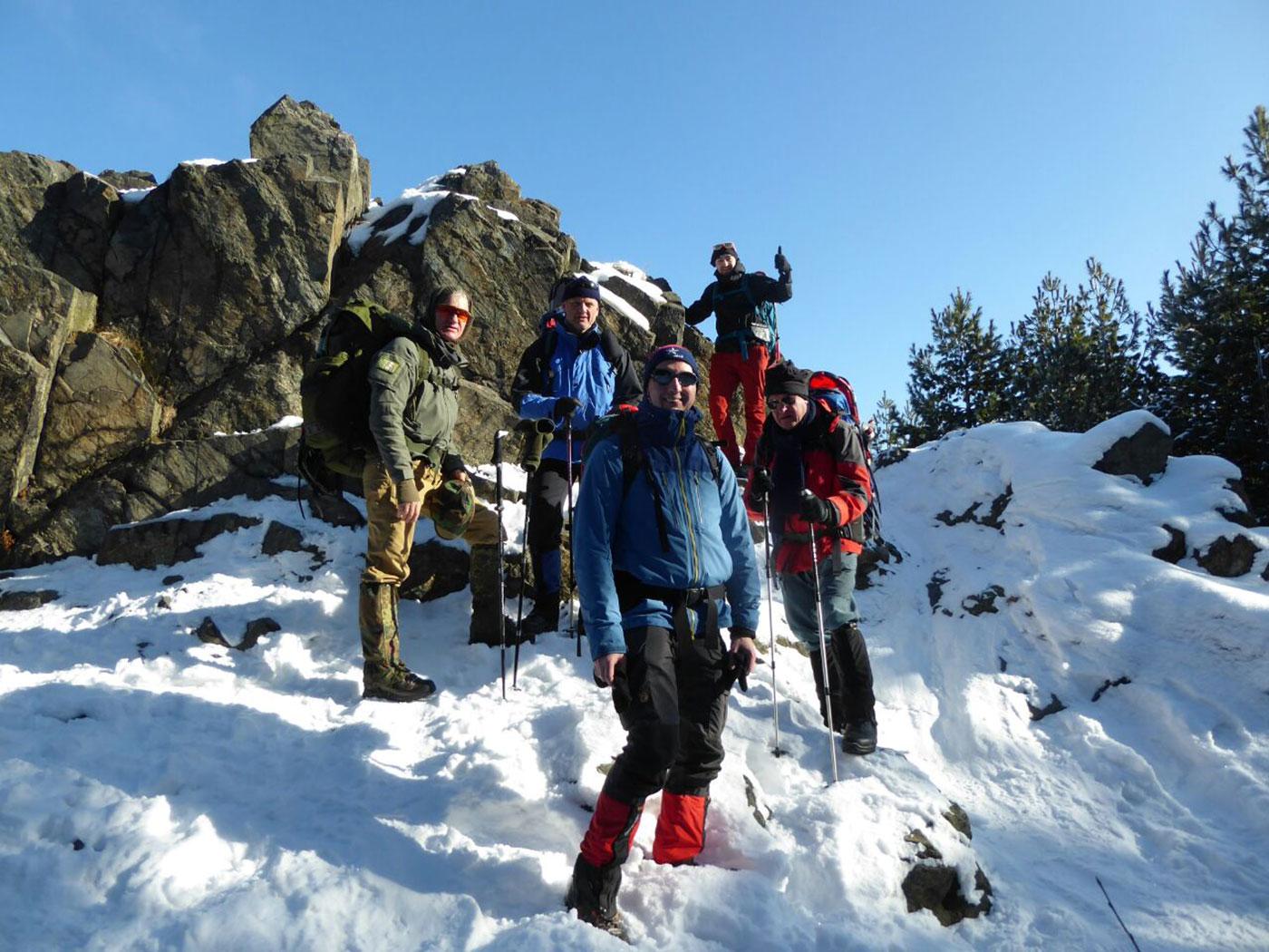 Wintertour 2018 Erzgebirge